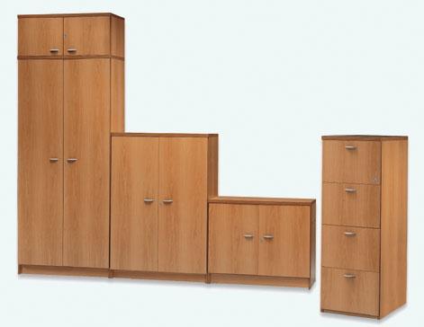 Armarios de oficina madrid issa for Muebles de oficina 28007
