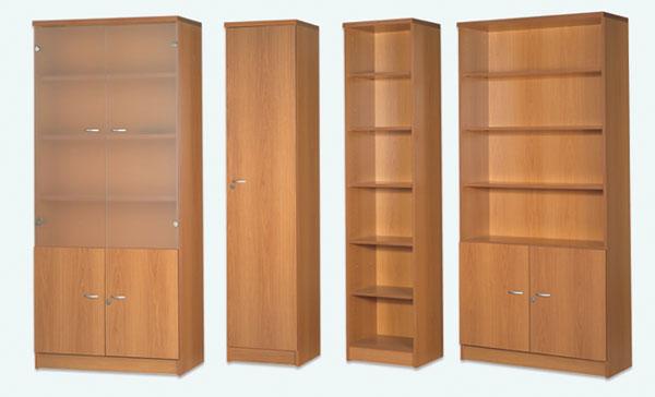 Armarios de oficina madrid issa - Archivadores de madera ...