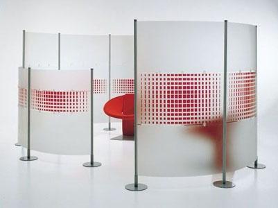 Biombos de oficina madrid issa for Mamparas divisorias para oficinas