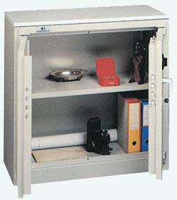 Cajas de seguridad madrid issa for Mobiliario oficina granada