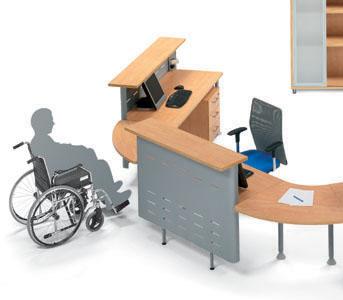 Muebles de recepcion madrid issa for Oficina de empleo por codigo postal